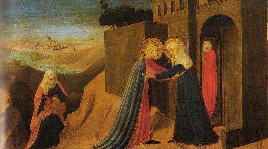 Nawiedzenie Najświętszej Maryi Panny (31.05.2021)