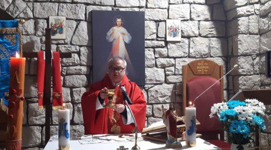 Transmisja Mszy Świętej,godz. 20.00-Św.Tomasz, Apostoł-Florencja 03.07.2021