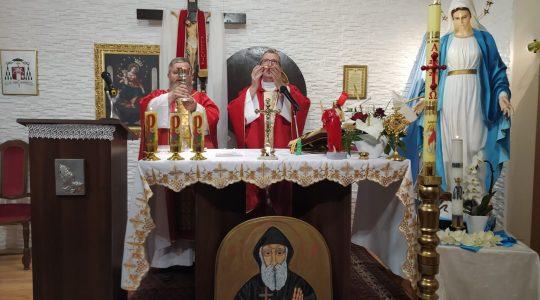 Wczoraj figurę Matki Bożej powitano w Miliczu (07.05.2021)