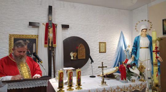 La Santa Messa in diretta alle ore 19.00-Florencja 14.05.2021