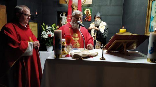 Koronka do Bożego Miłosierdzia godz. 15.00-Coroncina della Divina Misericordia alle ore 15.00-08.05.2021