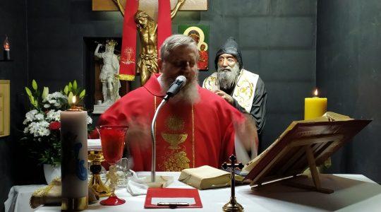 Transmisja Mszy Świętej, godz. 20.30-Florencja 14.05.2021