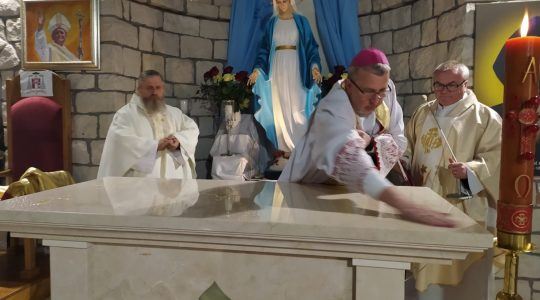 To był dla parafii we Florencji historyczny dzień (9.05.2021)