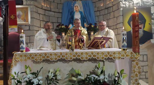 Transmisja Mszy Świętej, godz. 11.00-VI Niedziela Wielkanocna,Florencja 09.05.2021