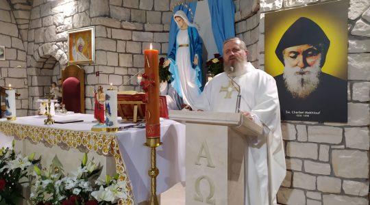 Transmisja Mszy Świętej o godz. 20.300-Wtorek,VI Tydzień Wielkanocny-Florencja 11.05.2021