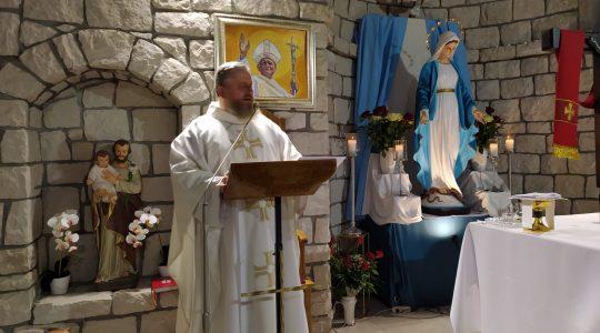La Santa Messa in diretta alle ore 19.00-Martedì, VI Settimana di Pasqua-Florencja 11.05.2021