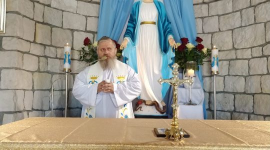 Modlitwa zawierzenia Maryi-Preghiera alla Madonna-Florencja 13.05.2021