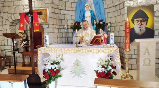 Transmisja Mszy Świętej o godz. 20.00-Uroczystość Wniebowstąpienia Pańskiego-Florencja 16.05.2021