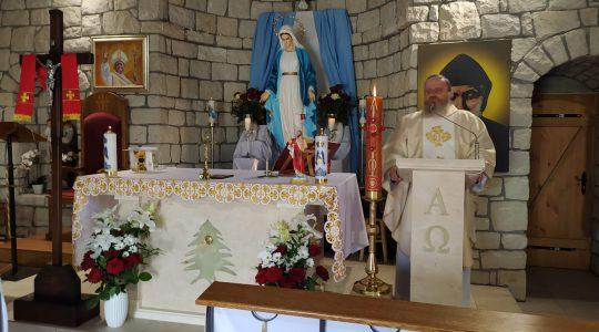 La Santa Messa in diretta alle ore 19.00-Ascensione del Signore,Florencja 16.05.2021