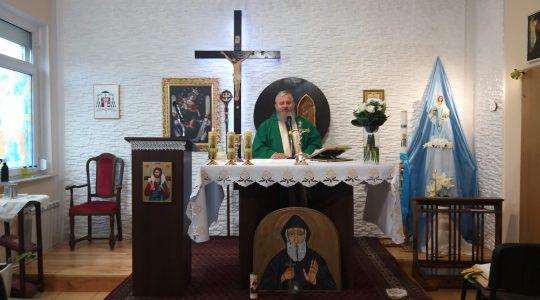 La Santa Messa in diretta alle ore 19.00-29.05.2021
