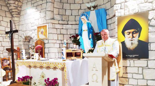 Transmisja Mszy Świętej,godz.20.00-Trójcy Przenajświętszej-Florencja, 30.05.2021
