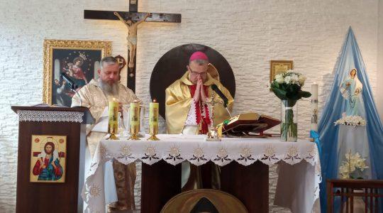 Transmisja Mszy Świętej, godz.10.00-Uroczystość Trójcy Przenajświętszej-KKN Milicz (30.05.2021)