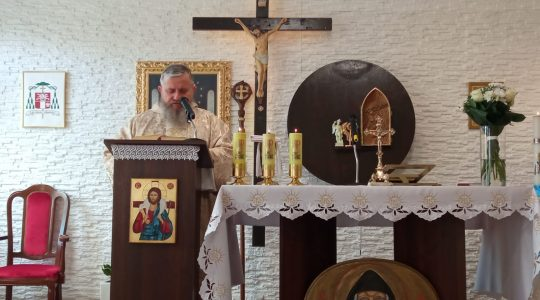 La Santa Messa in diretta alle ore 11.30-Santissima Trinità, Solenità-Milicz 30.05.2021
