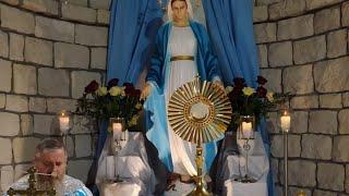 Nabożeństwo Majowe o godz. 20.00-Florencja 12.05.2021