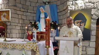 La Santa Messa in diretta alle ore 19.00-Florencja 15.05.2021