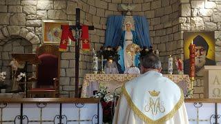 Nabożeństwo Majowe o godz. 20.00-Florencja 15.05.2021