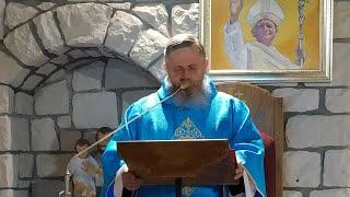 Transmisja Mszy Świętej o godz. 20.30-Florencja 15.05.2021