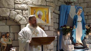 Transmisja Mszy Świętej, godz. 11.00-VII Niedziela Wielkanocna,Florencja 16.05.2021