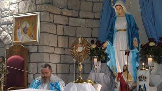Transmisja nabożeństwa Majowego, godz. 20.00-Florencja 24.05.2021