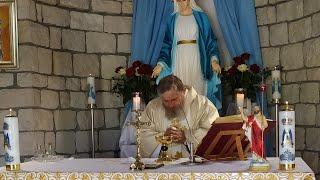 Transmisja Mszy Świętej o godz. 20.00-Florencja 05.06.2021