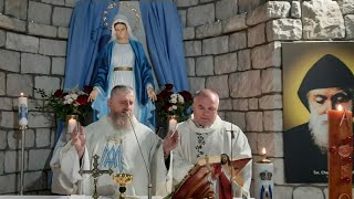 La Santa Messa in diretta alle ore 19.00-Beata Vergine Maria,Madre della Chiesa,Florencja 24.05.2021