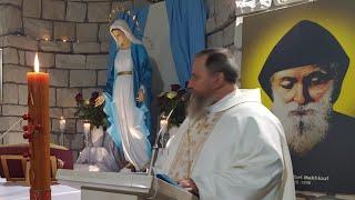 La Santa Messa alle ore 19.00-VI Domenica di Pasqua, Florencja 09.05.2021