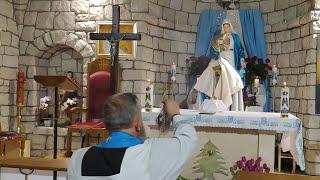 Transmisja nabożeństwa majowego, godz. 20.00 -Florencja 25.05.2021