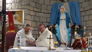 Transmisja Mszy Świętej, godz. 20.30-Florencja 25.05.2021
