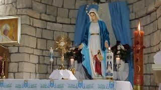 Transmisja Nabożeństwa Majowego, godz. 20.00-Florencja 26.05.2021