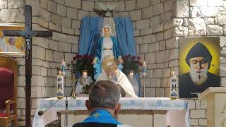 Różaniec Święty w intencji kapłanów, godz.18.00-Santo Rosario-Florencja 27.05.2021