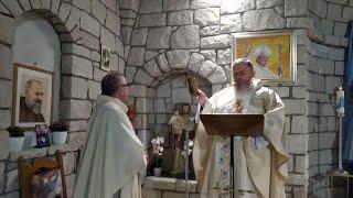 La Santa Messa in diretta alle ore 19.00-Cristo Sommo Sacerdote-Florencja 27.05.2021