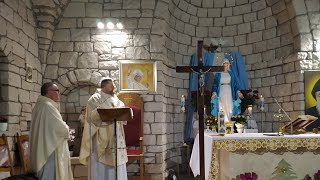 Transmisja Mszy Świętej, godz. 20.30-Jezusa Chrystusa Wiecznego Kapłapłana-Florencja 27.05.2021