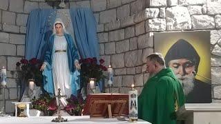 Transmisja Mszy Świętej o godz. 20.00-09. 06.2021