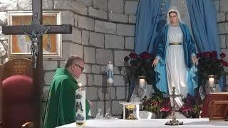 Transmisja Mszy Świętej,godz.11.00-XIV Niedziela Zwykła, Florencja 04.07.2021
