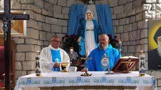 La Santa Messa in diretta alle ore 19.00-Visitazione della Beata Vergine Maria-Florencja 31.05.2021