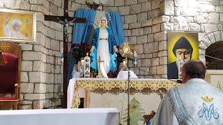 Transmisja Nabożeństwa Majowego, godz. 20.00-Florencja 31.05.2021
