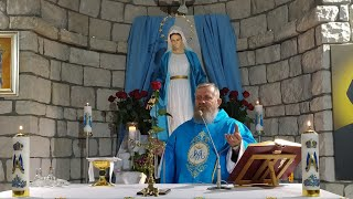 Transmisja Mszy Świętej, godz. 20.30-Nawiedzenie Najświętszej Maryi Panny-Florencja 31.05.2021