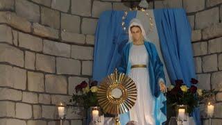 Nabożeństwo Majowe, godz. 20.00-Florencja 10.05.2021