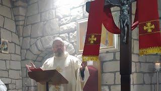 Transmisja Mszy Świętej godz.20.30-Poniedziałek,VI Tydzień Wielkanocny,Florencja 10.05.2021