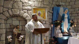 La Santa Messa in diretta alle ore 19.00-Florencja 12.05.2021