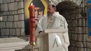 Transmisja Mszy Świętej o godz. 20.30-Florencja 12.05.2021