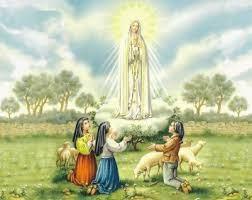 Najświętsza Maryja Panna Fatimska (13.05.2021)