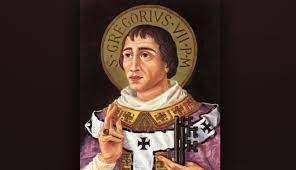 Święty Grzegorz VII, papież (25.05.2021)