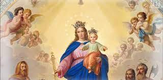 Najświętsza Maryja Panna Wspomożycielka Wiernych (24.05.2021)