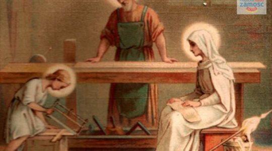 Święty Józef, Rzemieślnik (01.05.2021)