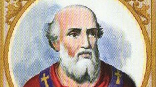 Święty Jan I, papież i męczennik (18.05.2021)