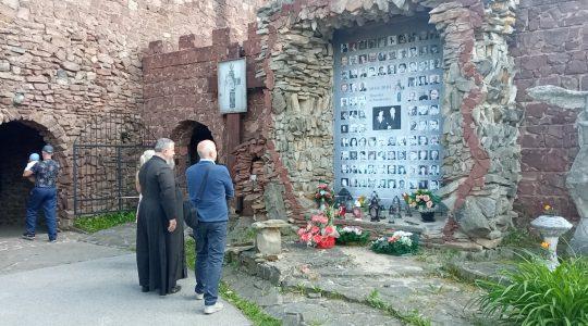 Przybyli do Polski, by się modlić 7.06.2021