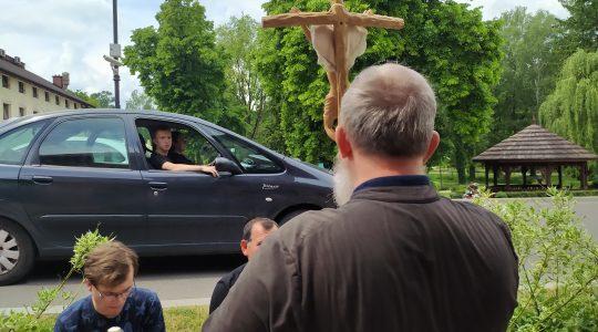 Piątkowa misja w Nałęczowie 12.06. 2021
