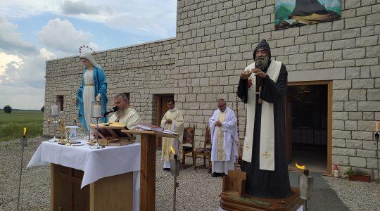 Wyjątkowy dzień z Maryją i św. Charbelem 25.06.2021