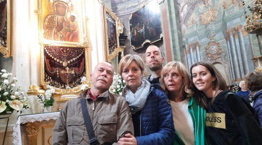 Włoscy pielgrzymi modlili się w lubelskiej katedrze 5.06.2021